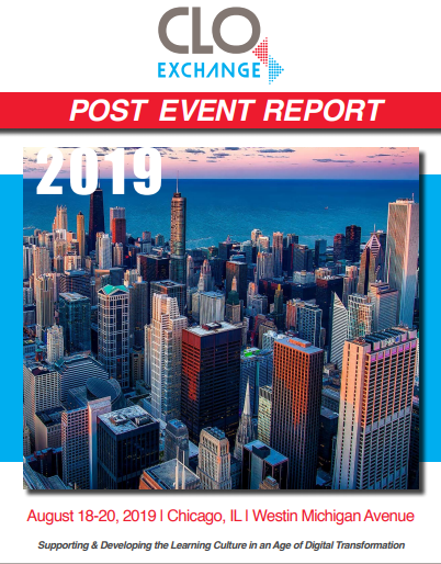 2019 CLO August Post Event Report