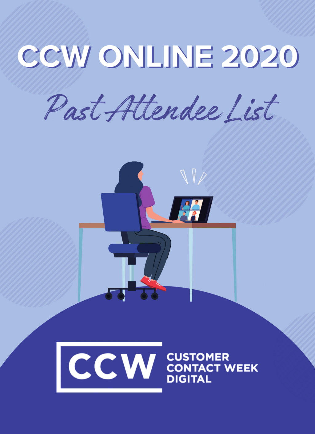 CCW Online 2020: Past Attendee List