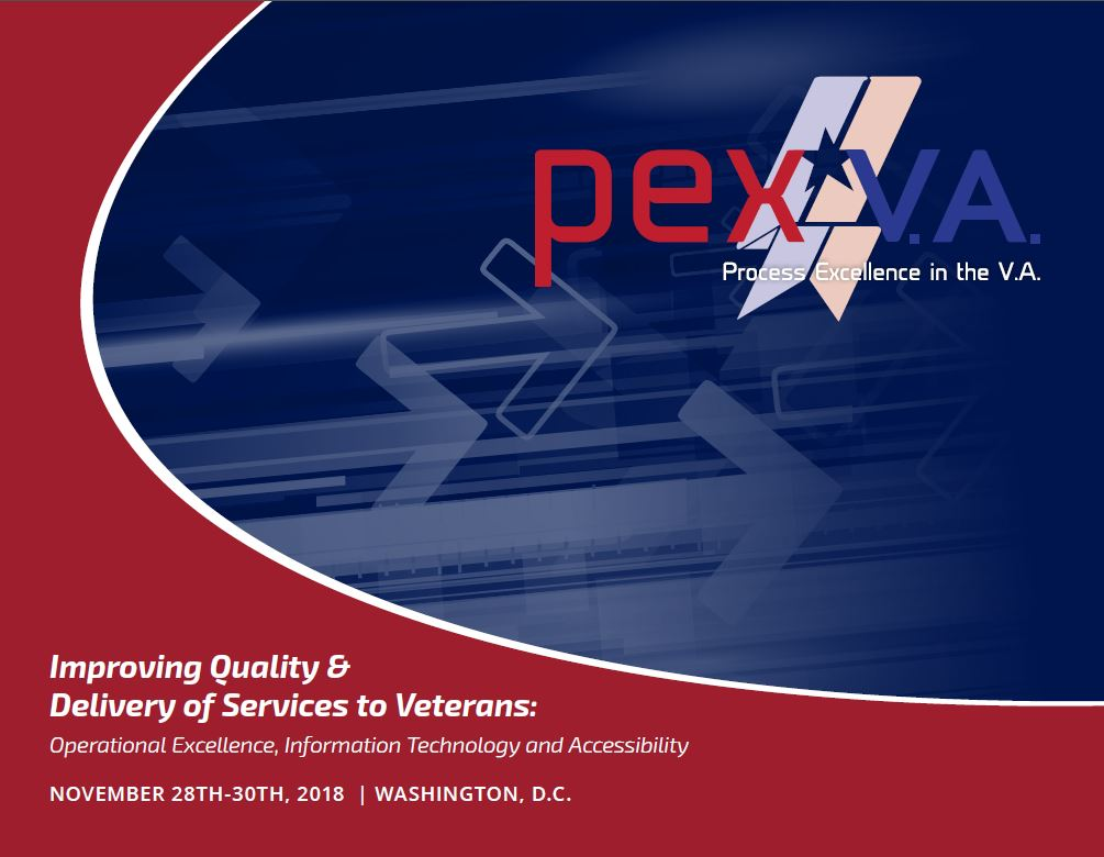 The PEX VA 2018 Event Guide - Official Agenda