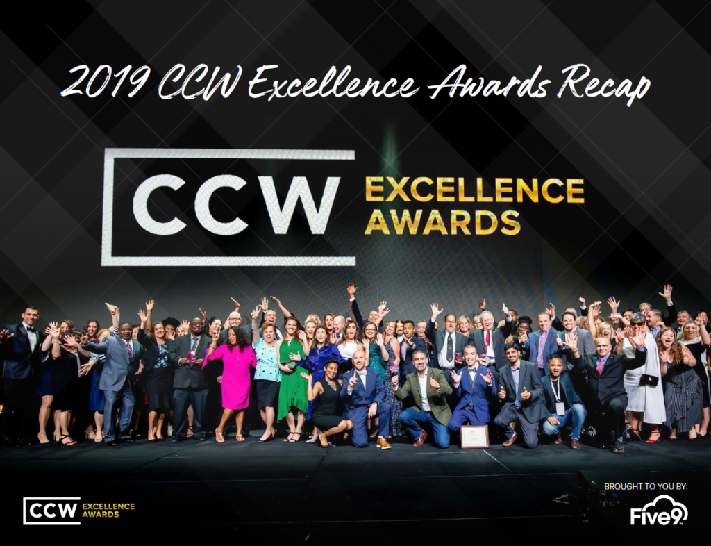 2019 CCW Excellence Awards Recap