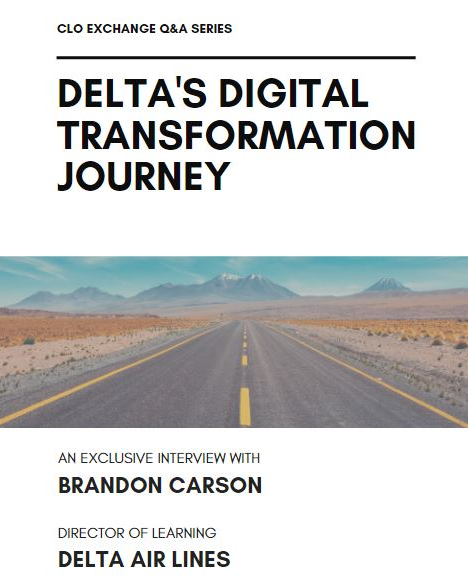 Delta Airlines Digital Transformation Journey