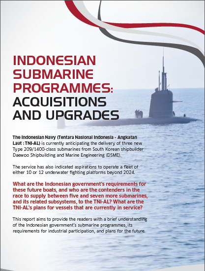 Indonesian Submarine Programmes: Acquisitions & Upgrades