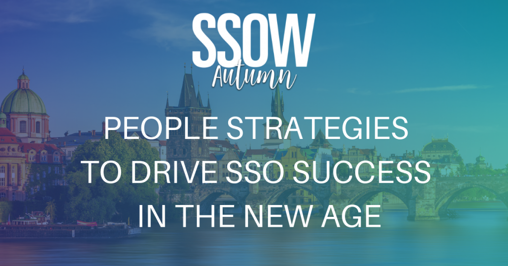How to leverage the 'human' resources most effectively | An interview for SSOW Autumn 2019