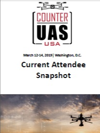 Counter UAS 2019 - Current Attendee Snapshot