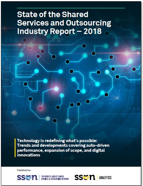State of the Shared Services and Outsourcing Industry Report – 2018