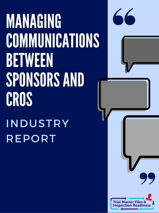 Industry Report: Managing Communication Between Sponsors and CROs