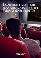 $3.5 Billion investment towards growth of the MENA Cinema industry