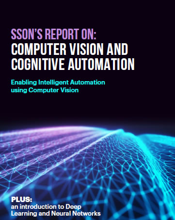 SSON's Report: Computer Vision And Cognitive Automation