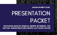 [Presentations] Past Presentation Packet | SCADA 2020