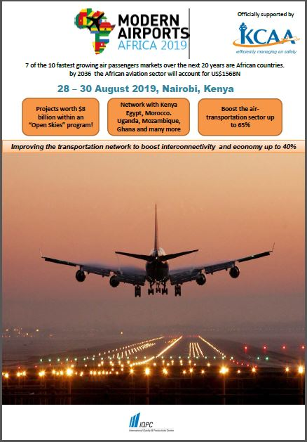 Agenda Preview - Modern Airports Africa 2019