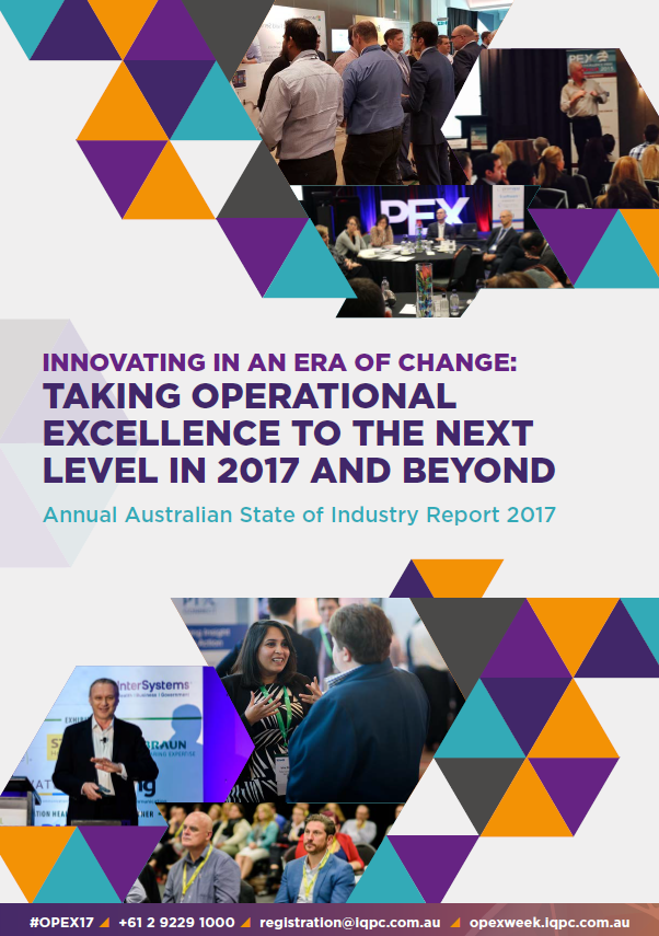 OPEX Australia State of the Industry Report 2017