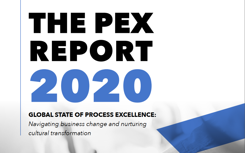 The Global State of Process Excellence | The PEX Report 2020