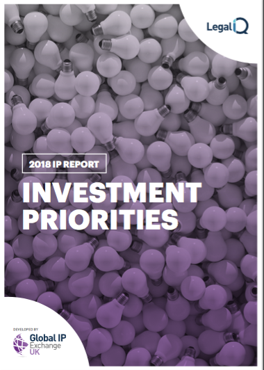 Global IP Investment Priorities Report