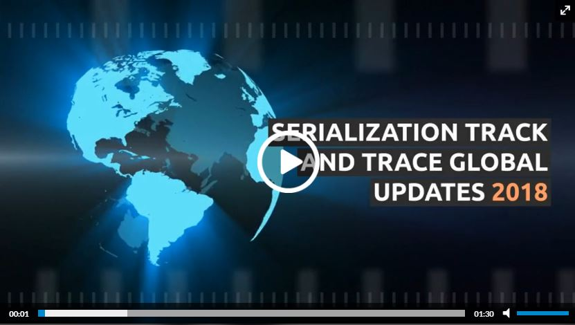 Serialization Track & Trace Global Updates 2018