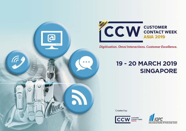 View the Customer Contact Week Asia Sponsorship Prospectus
