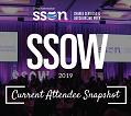 SSOW 2019 Current Attendee List