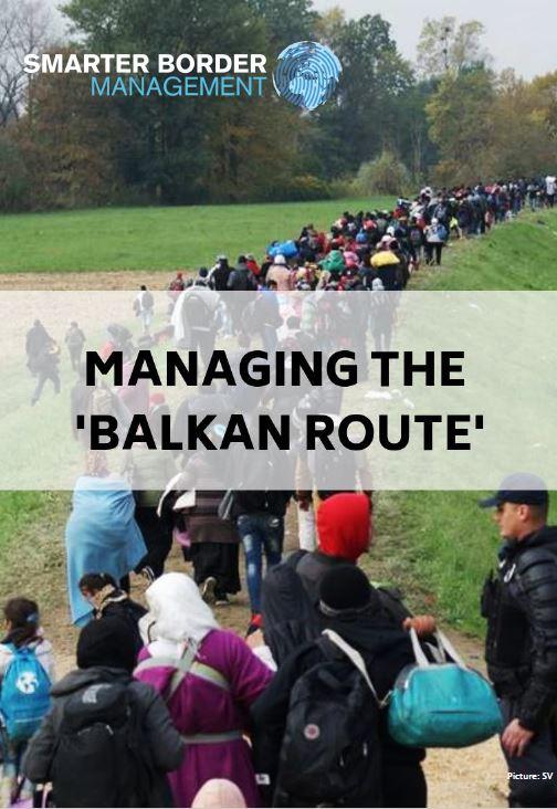 Managing the 'Balkan route'