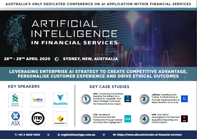 Programme Guide   Artificial Intelligence in Financial Services 2020