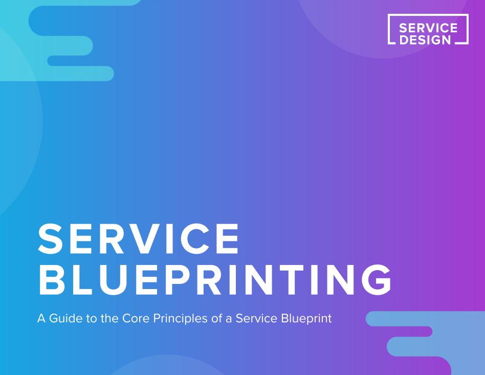 Service Design Blueprinting