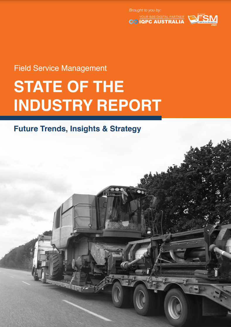 Field Service Management - State of the Industry Report