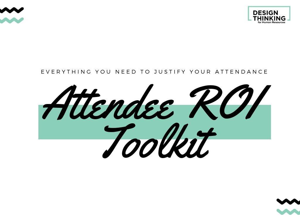 Design Thinking for HR ROI Toolkit