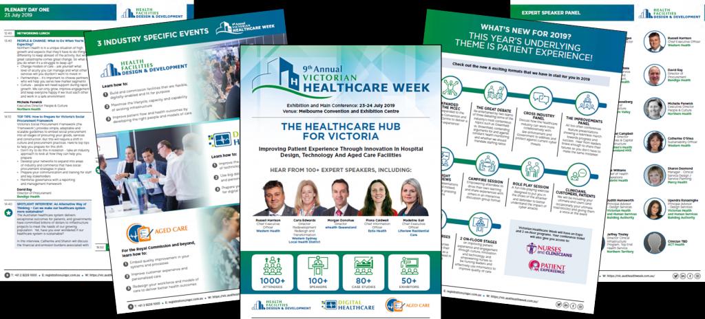 Victorian Healthcare Week 2019 Agenda