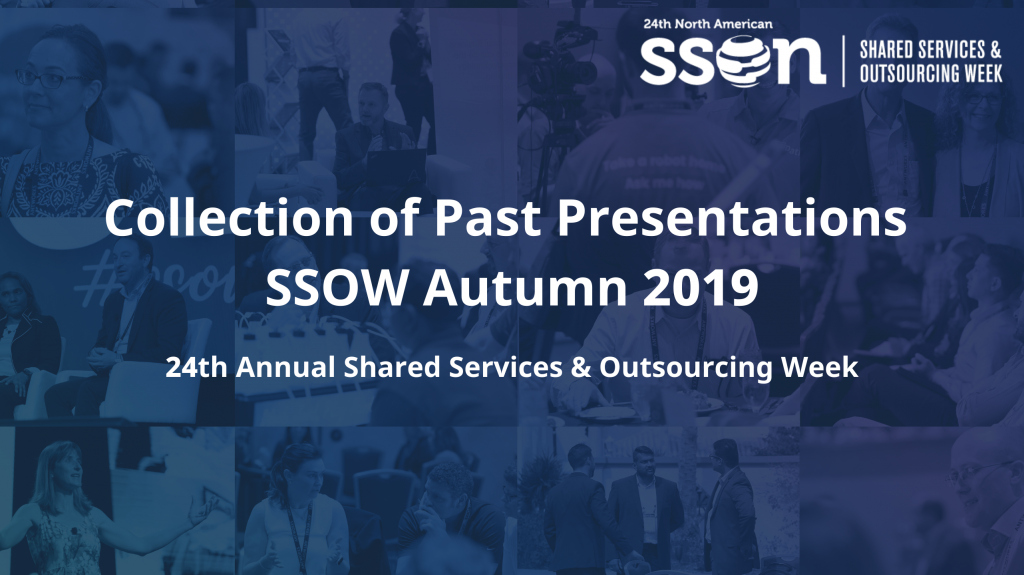 Collection of Past Presentations from SSOW Autumn 2019
