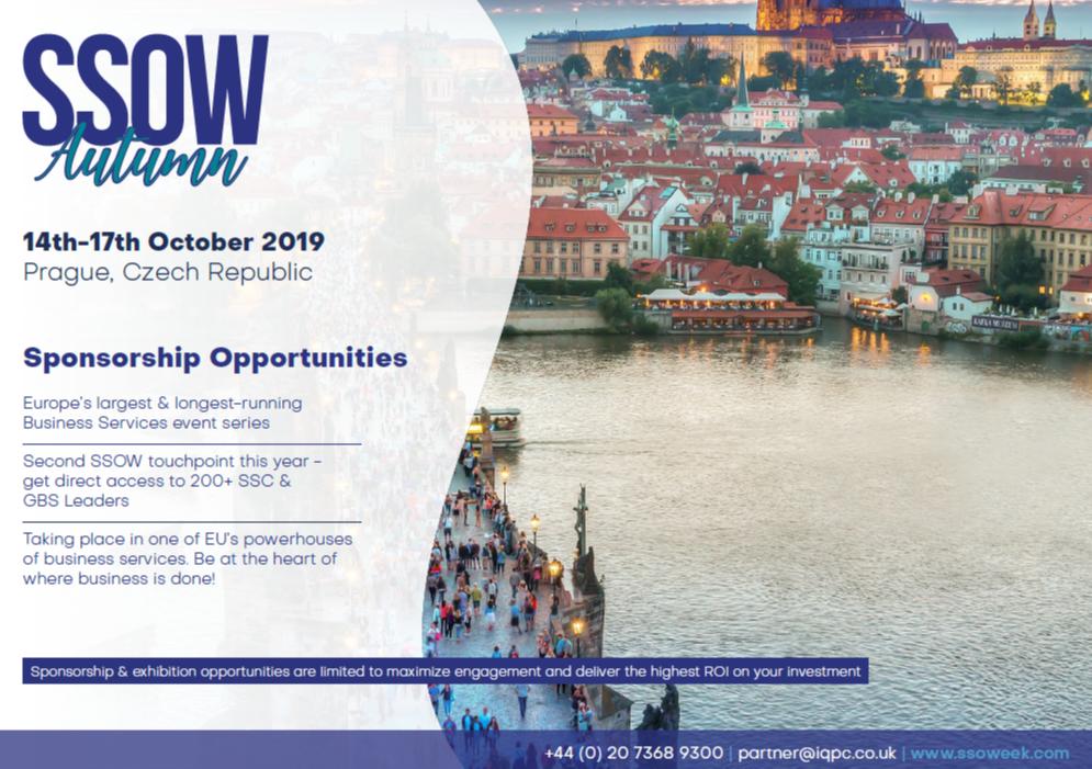SSOW Autumn 2019 - spex - sponsorship prospectus