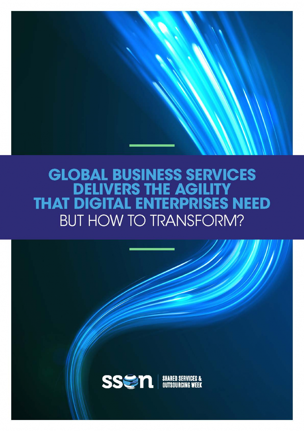 How to transform your Global Business Services