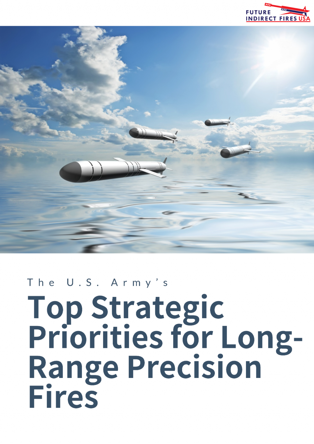 The Army's Top 3 Strategic Priorities for Long-Range Precision Fires