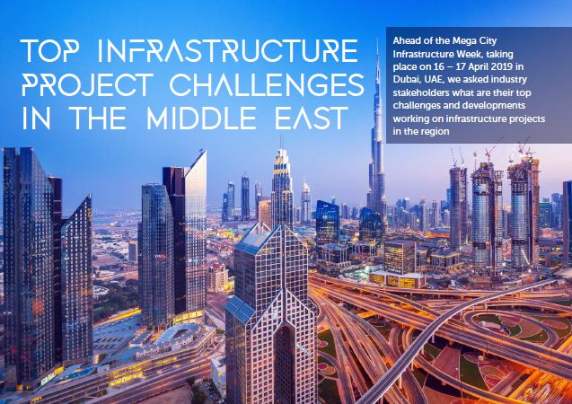 Survey Results: Top Infrastructure Project Challenges in the Middle East