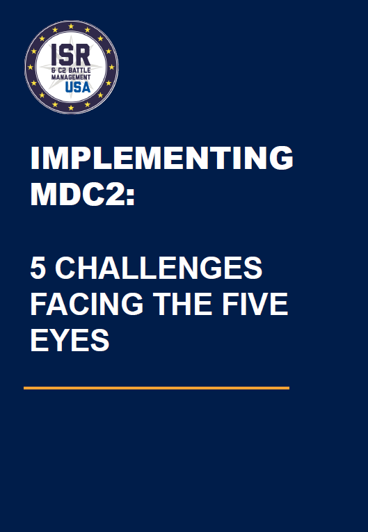 Implementing MDC2: Five challenges facing the Five Eyes