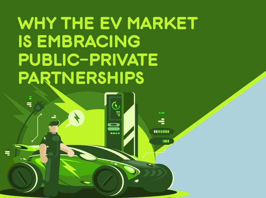 Why The EV Market Is Embracing Public-Private Partnerships spex