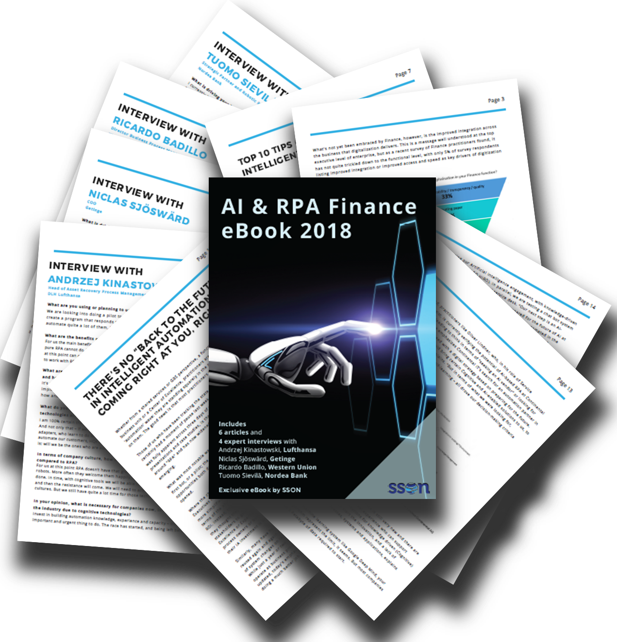 AI and RPA Finance eBook 2018