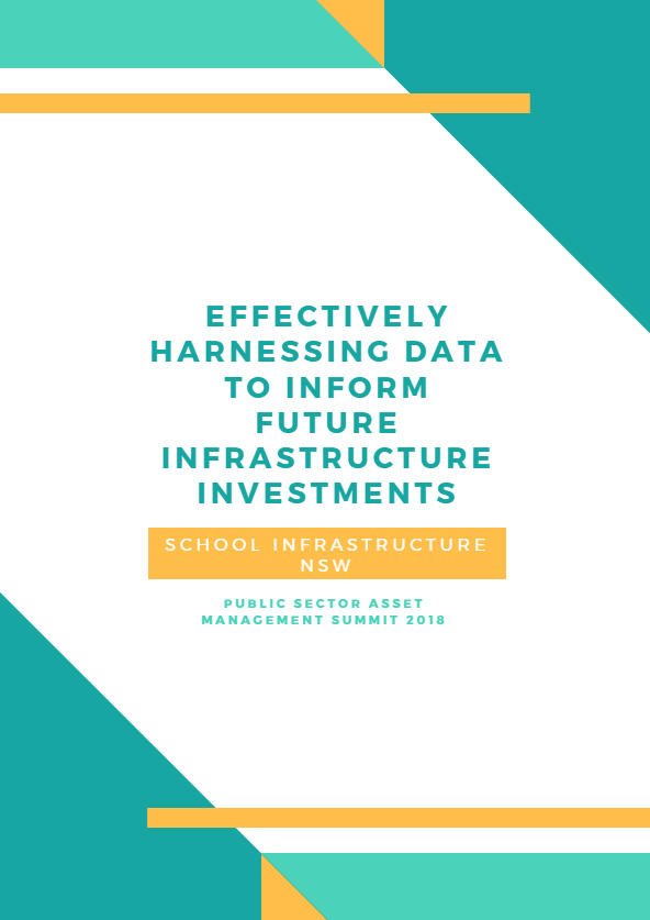 Effectively Harnessing Data to Inform Future Infrastructure Investments