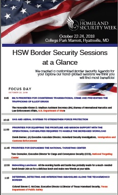 HSW Border Security Agenda-at-a-Glance