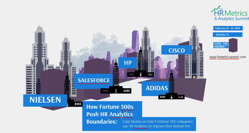 How Fortune 500s Push HR Analytics Boundaries