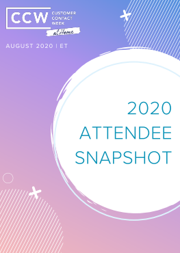 2020 Attendee Snapshot | CCW At Home
