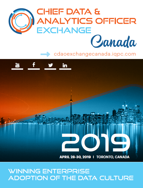 Get the Latest! Download the 2019 CDAO Canada Agenda Today!