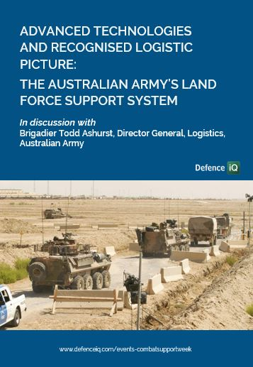 Advanced technologies and Recognised Logistic Picture: The Australian Army's Land Force Support System