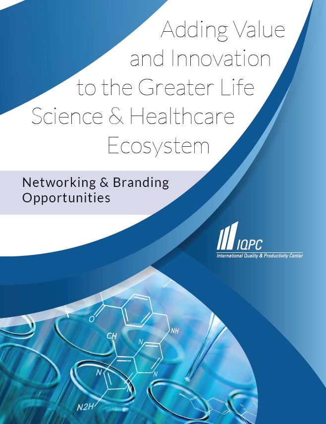 Pharma Trace Networking & Branding Passes