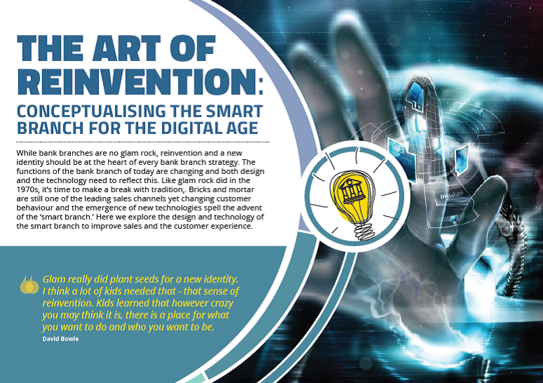 The Art of Reinvention: Conceptualising the Smart Branch for the Digital Age