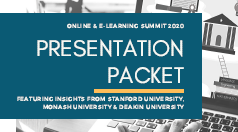 Presentation Pack | Online and eLearning Summit 2020