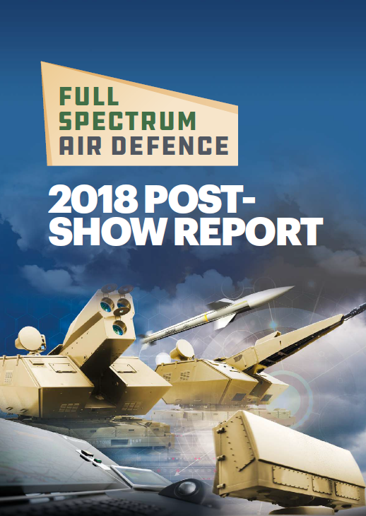 Full Spectrum Air Defence International: 2018 Post Show Report