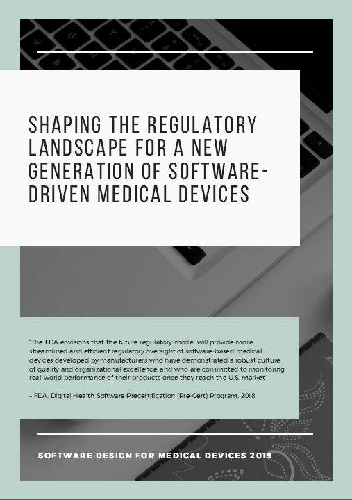Shaping the regulatory landscape for a new generation of devices