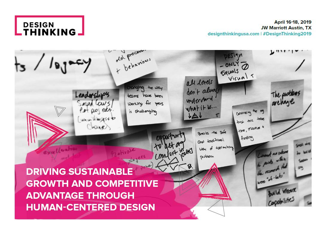 2019 Design Thinking Program