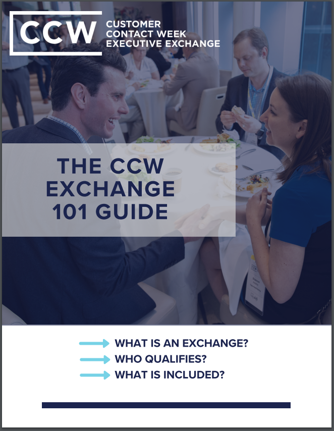 CCW Exchange 101 Guide | CCW Executive Exchange Miami