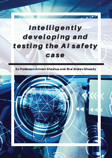 Report on intelligently developing and testing the AI safety case