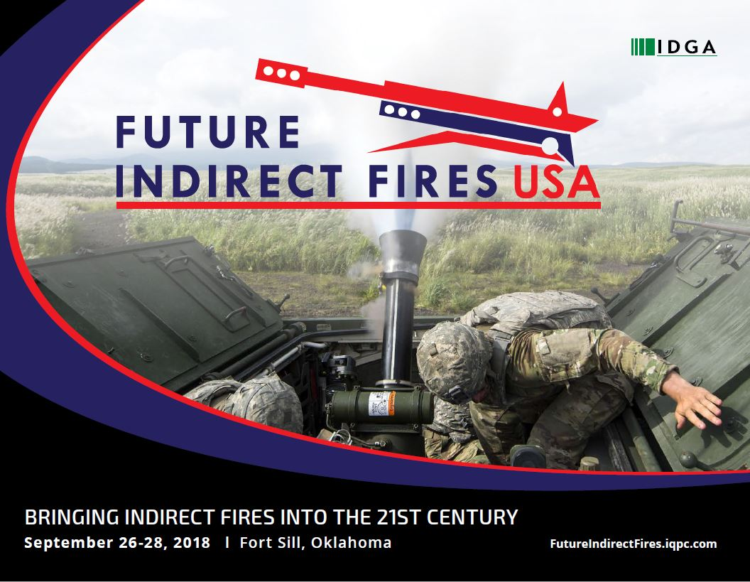 Future Indirect Fires Agenda