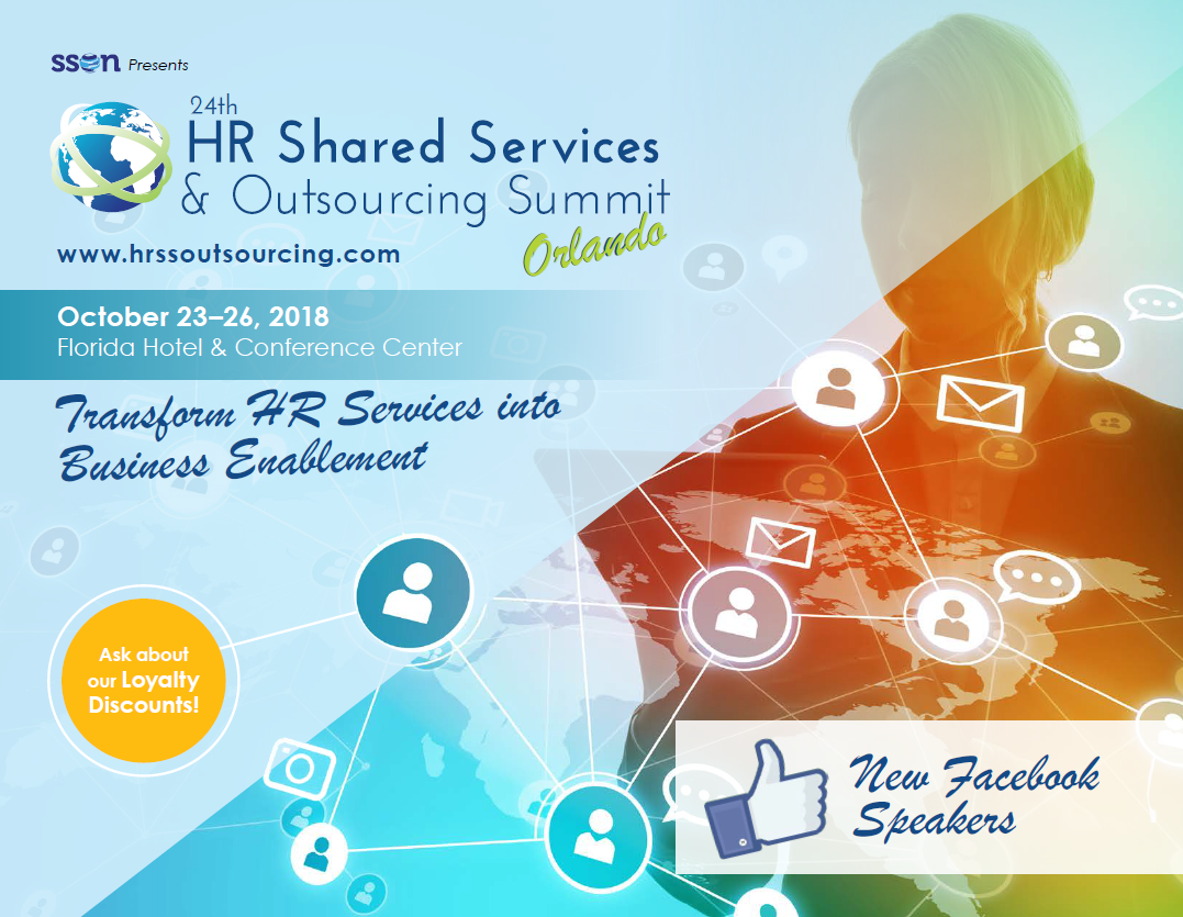 The HR Shared Services & Outsourcing Summit Agenda